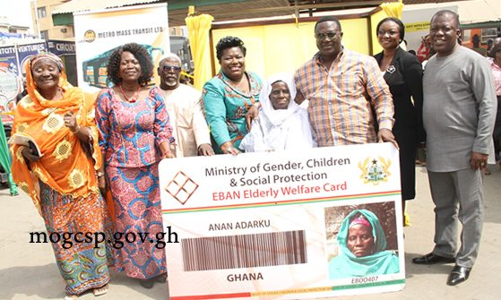 Programmes and Interventions for the aged (GHANA)
