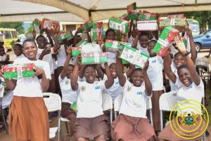 2018 A.U Day for the African Child Durbar at Somanya