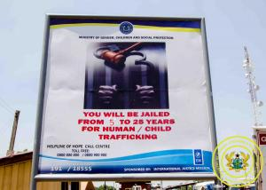 2018 World Day Against Trafficking in Persons at Sege