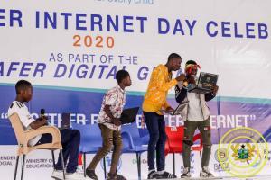 2020 Africa Safer Internet Day celebration