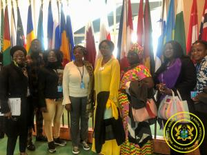 63rd Session of the Commission on the Status of Women