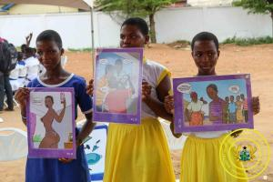Commemoration of the International Day for the Girl Child 2019