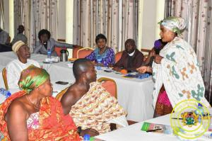 Engagement with FBOs on Social Protection Delivery in Ghana (Kumasi)