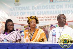 IWD 2019 National Dialogue on the Status of the Ghanaian Woman - Balance for Better; Examining Progress & Prospects for Gender Equality in Ghana
