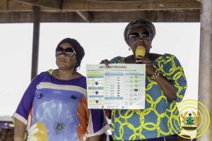 Innovative Nutrition Training For Ghana School Feeding Caterers in the Ahafo & Bono Regions