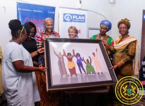 Launch of Women Voice & Leadership - Ghana Project