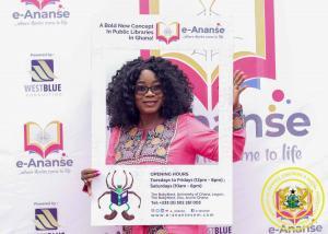 Launch of e-Ananse
