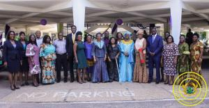 MoGCSP meets with Gambian Delegation to Ghana on Study Tour