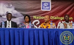 National Dialogue on Sexual Violence Against Girls & Boys