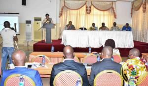 National Stakeholders' Consultative Meeting on Aged Persons' Bill