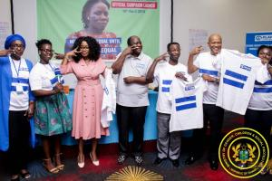 Official Campaign Launch of 'Girls Get Equal' for West & Central Africa Hub
