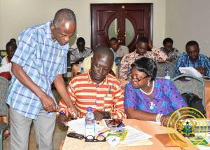 One-Day Workshop on the Ghana Accessibility Stantard for the Built Environment (GASB) in Kumasi