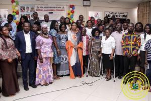 Second Quadrennial Congress of Social Workers Association of Ghana