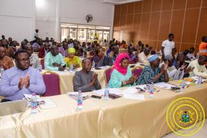 Sensitisation on GHNR Data Collection Exercise for the 3 Northern Regions
