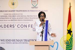 Stakeholders' Conference on Human Trafficking