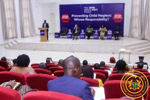 The 2019 Ghana NGO Forum - Preventing Child Neglect, Who's Responsibility