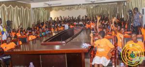 Third Mentorship &  Girls' Empowerment Summit 2019 - Central Region