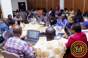 Three-Day National Stakeholders Validation of the Review and Amendment of Child Related Legislation