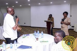 Validation Workshop on the Institulisation of the Framework on the 5-Year Strategic Plan on Ending Teenage Pregnancy