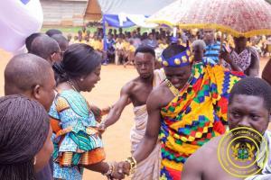 Community Dialogue on Social Protection & Social Issues in Dwenase & Bomaa Asukese (Tano North Municipality)