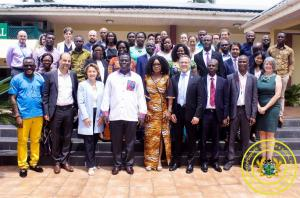 Stakeholders' Workshop to Define Collaboration & Partnership Against Child Labour  & Forced Labour in the Cocoa Sector
