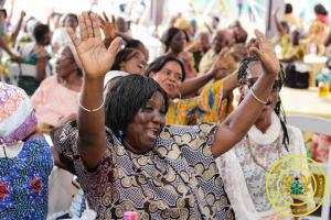 Tema Central Aged Day Celebration