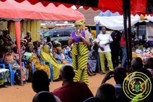Three-day Community Dialogue on Social Protection & Social Issues in Agona West